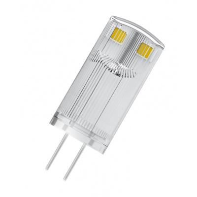 OSRAM LED BASE PIN CL 0,9W 12V 827 G4 100lm 2700K (CRI 80) 10000h A++ (Blistr 3ks)