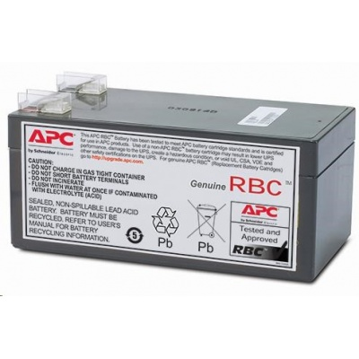 APC Replacement Battery Cartridge #47, CyberFort BE325