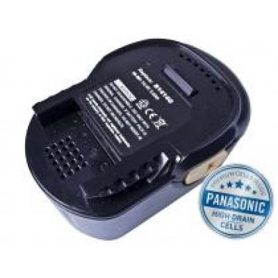 AVACOM baterie pro AEG  B1414G  Ni-MH 14,4V 3000mAh, články PANASONIC