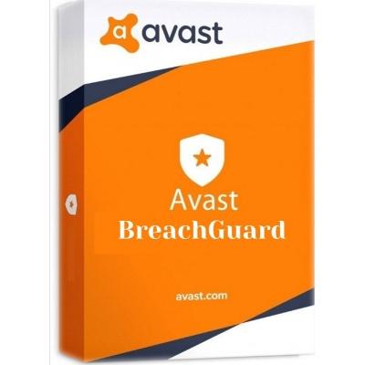 _Nová Avast BreachGuard 3PC na 12 měsíců - ESD