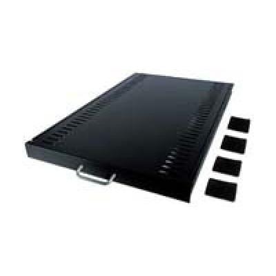 APC Sliding Shelf - 100lbs/45kg Black