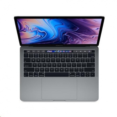 APPLE 13-inch MacBook Pro with Touch Bar: 2.3GHz quad-core 8th-gen. Intel Core i5, 512GB - Space Grey