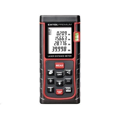 Extol Premium (8820042) metr laserový digitální, 0,05-40m