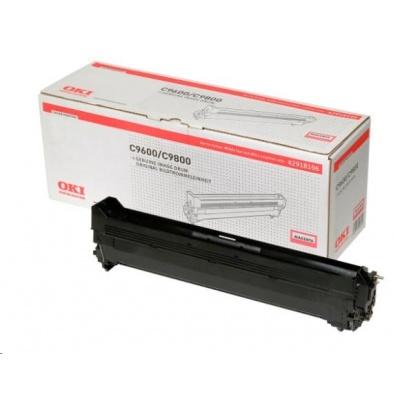 Oki Obraz. válec pro magenta toner do C9600/C9650/C9655/C9800/C9850/C9800MFP/C9850MFP (30k)