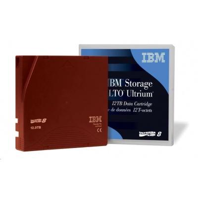 IBM LTO7 type M RW Ultrium 9TB/18TB RW s labelem a inicializací (lze objednat po 20 ks)