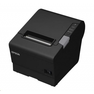 Epson TM-T88V, USB, Wi-Fi, black