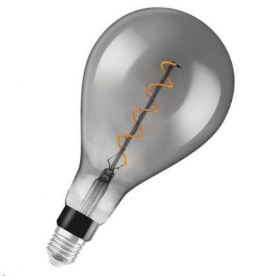 OSRAM Vintage 1906 LED CL A160 Filament SMOKE 5W 818 E27 110lm 1800K (CRI 80) 15000h A DIM (Krabička 1ks)