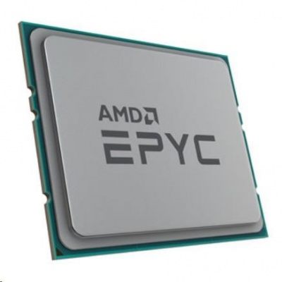 CPU AMD EPYC 7232P, 8-core, 3.1 GHz (3.2 GHz Turbo), 32MB cache, 120W, socket SP3 (bez chladiče)
