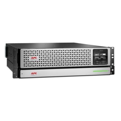APC Smart-UPS SRT Li-Ion 3000VA RM 230V Network Card, 3U, (2700W)