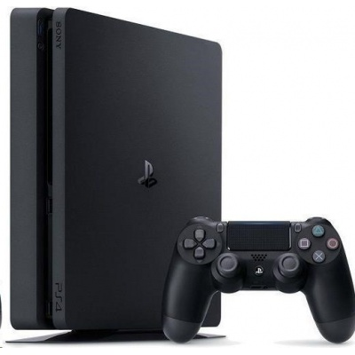 Playstation 4 500GB SLIM + FIFA 21 black