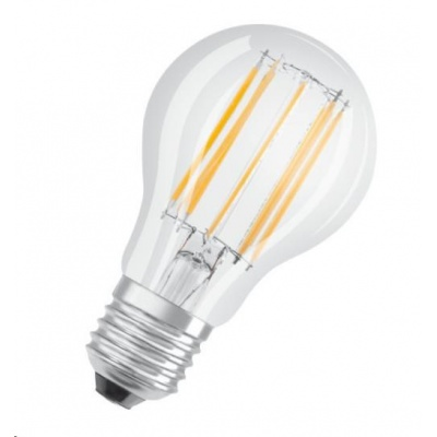 OSRAM LED SUPERSTAR CL A Filament 12W 827 E27 1521lm 2700K (CRI 80) 15000h A++ DIM (Blistr 1ks)