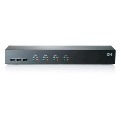HP USB Rem Acc Key G3 KVM Console Switch