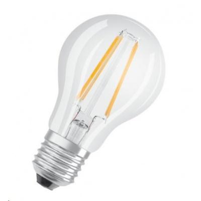 OSRAM LED STAR+ CL A Filament 7W 827 E27 806lm 2700K (CRI 80) 15000h A++ DIM-3step (Krabička 1ks)