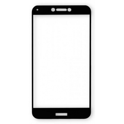 Aligator ochrana displeje Glass Print pro Samsung Galaxy A6 2018, černá
