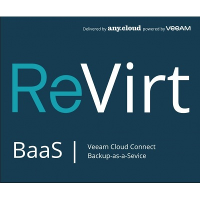ReVirt BaaS | Veeam Agent for Workstation (OS/12M)