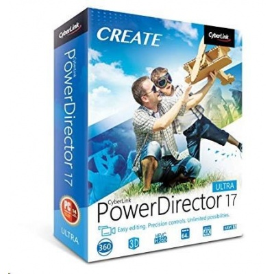CyberLink PowerDirector 17 Ultra