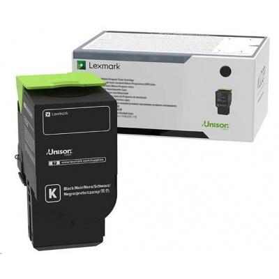 Lexmark černý Extra high capacity toner C240X10 pro C2425DS a MC2425adw - 6 000 str