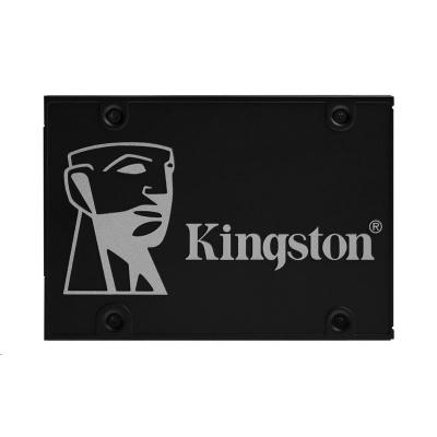 """Kingston 512GB SSD KC600 SATA3 2.5"""" BUNDLE"""