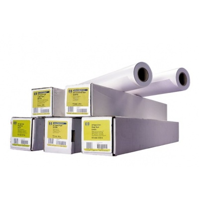 HP Universal Bond Paper-1067 mm x 45.7 m (42 in x 150 ft),  4.2 mil,  80 g/m2, Q1398A