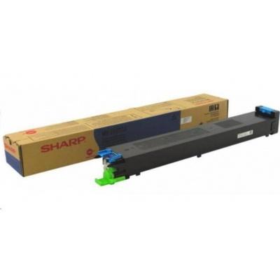 SHARP toner MX-27GTCA Cyan pre MX-2300N/2700N