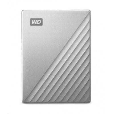 """WD My Passport ULTRA 5TB Ext. 2.5"""" USB3.0 Silver for MAC USB-C"""