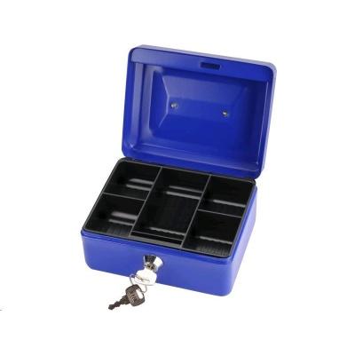 Extol Craft schránka na peníze přenosná, 200x160x90mm 99011