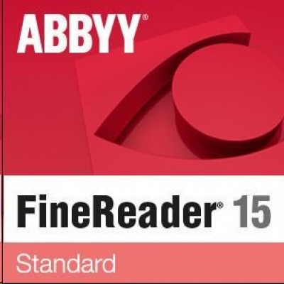ABBYY FineReader PDF 15 Standard, Volume License (per Seat), UPG, Perpetual, 26 - 50 Licenses