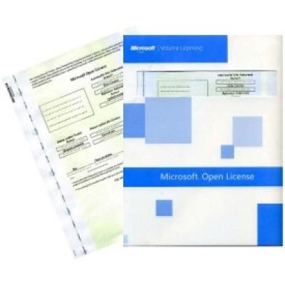 Project Server CAL Lic/SA Pack OLP NL GOVT DEVICE CAL