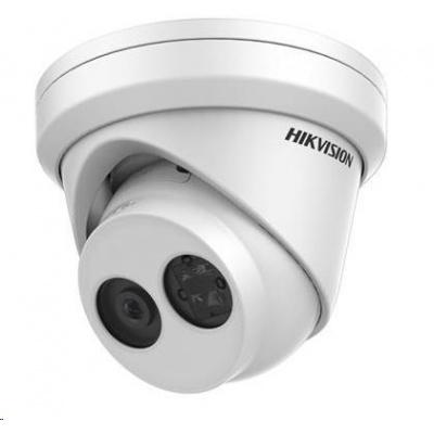 HIKVISION IP kamera 8Mpix, 20sn/s, H.265+, obj. 4mm (80°), 12VDC/PoE,IR 30m, WDR 120dB, 3DNR, MicroSDXC, IP67