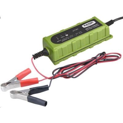 Extol Craft autonabíječka 5stupňová, řízená mikroprocesorem, 6/12V, 1A (417301)