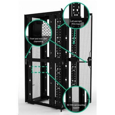 HPE 48U 600mmx1200mm G2 Enterprise Shock Rack