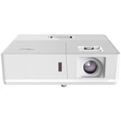 Optoma projektor ZH506e (DLP, FULL 3D, Laser, FULL HD, 5500 ANSI, 300 000:1, HDMI, VGA, repro 2x10W)