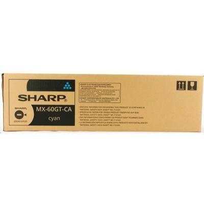 SHARP toner MX61GTCA na 24 000 stran