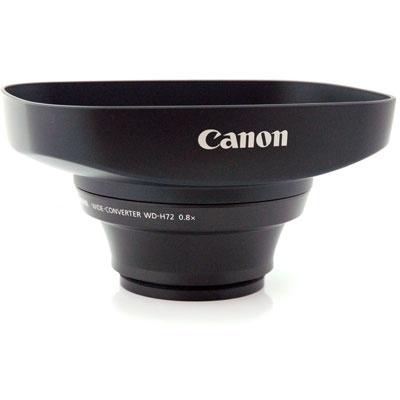 Canon WD-72H širokoúhlý konvertor