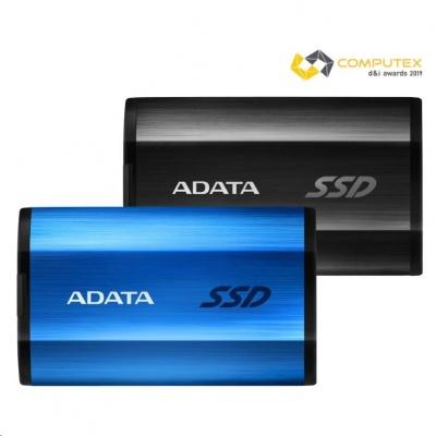 ADATA External SSD 512GB SE800 USB 3.2 Gen2 type C černá