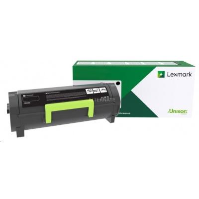 Lexmark černý Extra High capacity toner B252X00 Return program pro B25xx, B26xx, MB25xx a MB26xx - 10 000 str