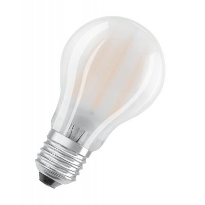 OSRAM LED BASE CL A GL Fros. 7W 827 E27 806lm 2700K (CRI 80) 10000h A++ (Krabička 5ks)