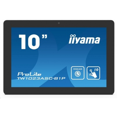 iiyama ProLite TW1023ASC-B1P, Projected Capacitive, eMMC, Android, black