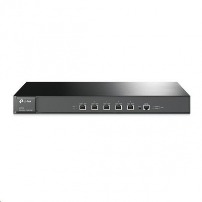 TP-LINK AC500 Wireless Controller, Manage up to 500 CAPs, 5x Giga LAN, Centralized Monitoring, Captive Portal, rack