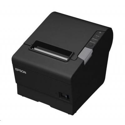 Epson TM-T88VI, USB, BT, Ethernet, ePOS, black