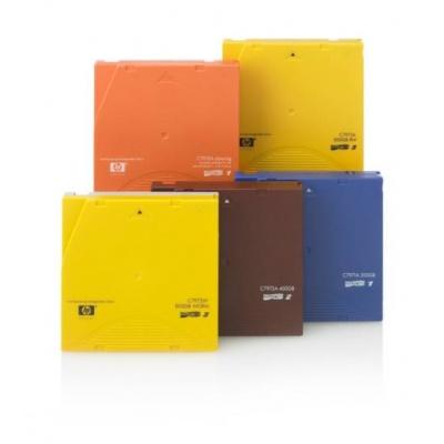 HP LTO-3 Ultrium 800 GB ECO CASE, 20-pack, C7973AH