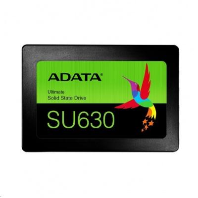 "ADATA SSD 960GB Ultimate SU630 2,5"" SATA III 6Gb/s (R:520/W:450 MB/s)"