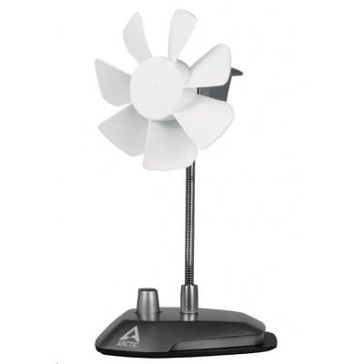 ARCTIC Breeze - Silver USB ventilátor