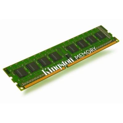 DIMM DDR4 4GB 2400MHz, CL17, 1R x16, VLP, KINGSTON ValueRAM