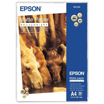 EPSON Paper A4 Matte - Heavyweight , 50 sheets