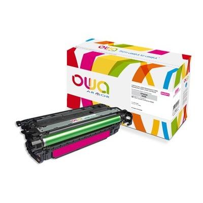 OWA Armor toner pro HP Color Laserjet Ese M680, 16500 Stran, CF323A, červená/magenta
