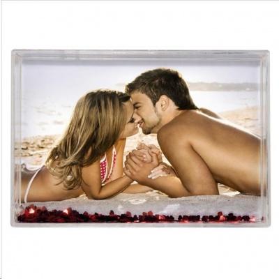 Hama akrylový rámček Amore, 10x15 cm