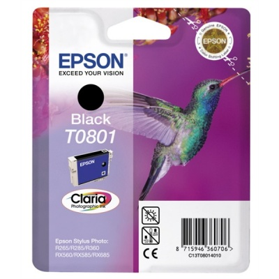 EPSON ink čer CLARIA Stylus Photo R265/ RX560/ R360