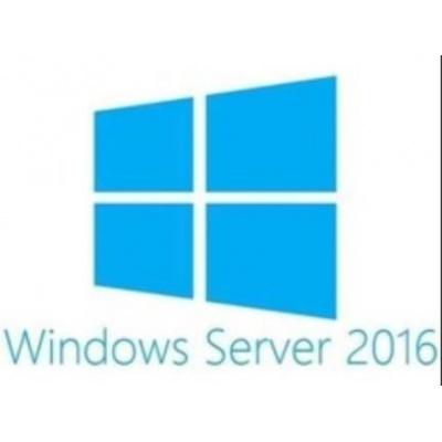 DELL 5-pack of Windows Server 2016 Remote Desktop Services,USER,CUS