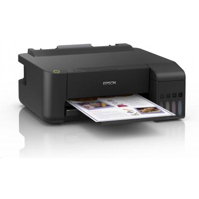 EPSON tiskárna ink EcoTank L1110, A4, 1440x5760dpi, 33ppm, USB, 3 roky záruka po registraci